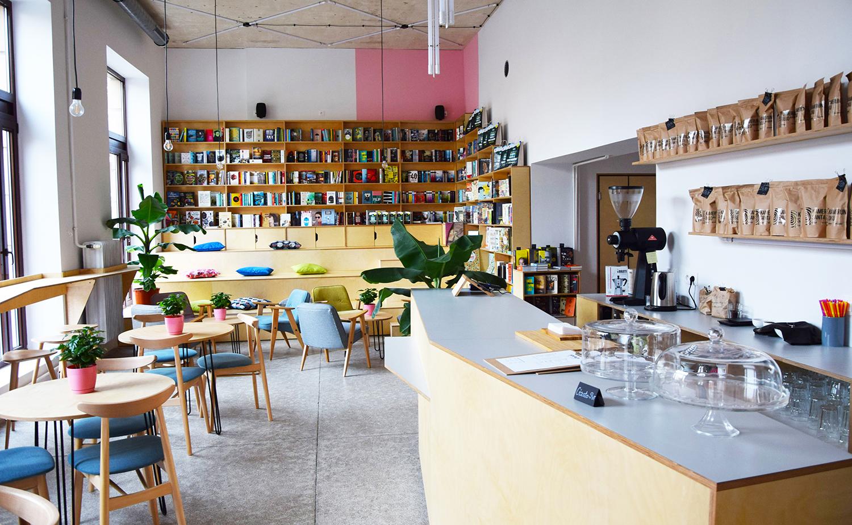 KAHAWA - kawa i książka - tutaj musisz zajrzeć!