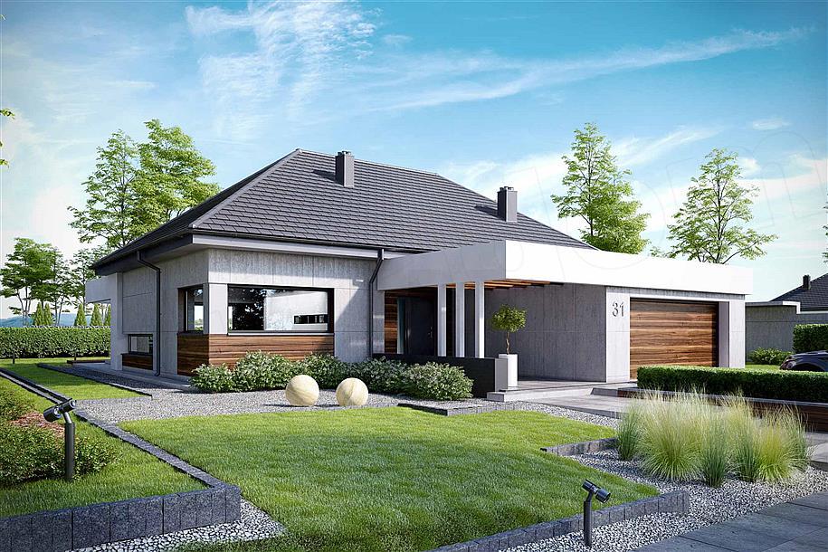 projekty energooszczędnych domów