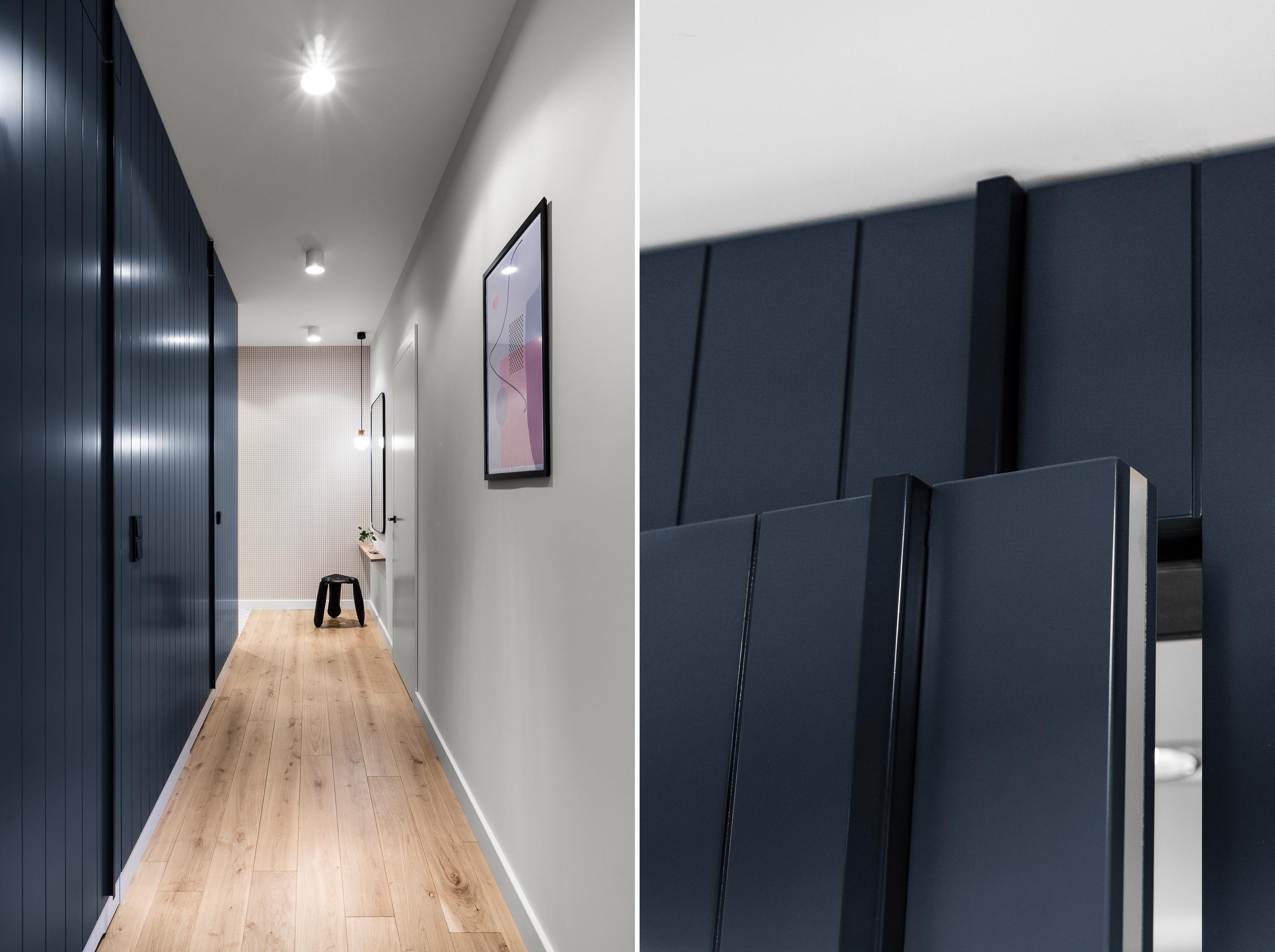 Projekt mieszkania w stylu skandynawskim