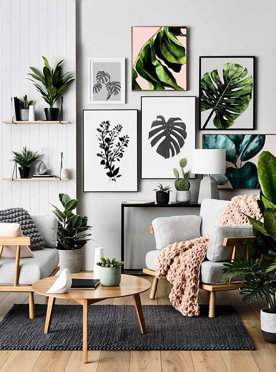 Spring 2018 interior design trends